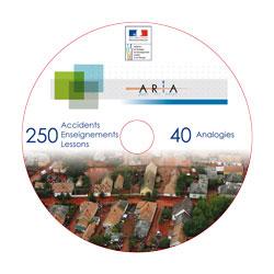 Couverture du CD-rom 250 accidents