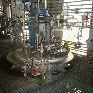 Détonation Dans Un Réacteur D'une Fabrique De Produits Intermédiaires Pharmaceutiques
