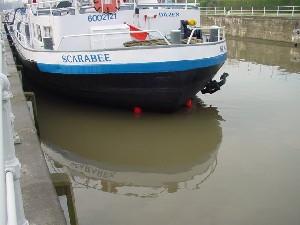 Fuite De Gazole Lors Du Déchargement D'un Tanker