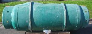 Fuite D'ammoniac Dans Un Entrepôt Réfrigéré