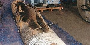 Rupture D'une Canalisation De Naphta Sur Le Site D'un Stockage Souterrain En Cavités Salines