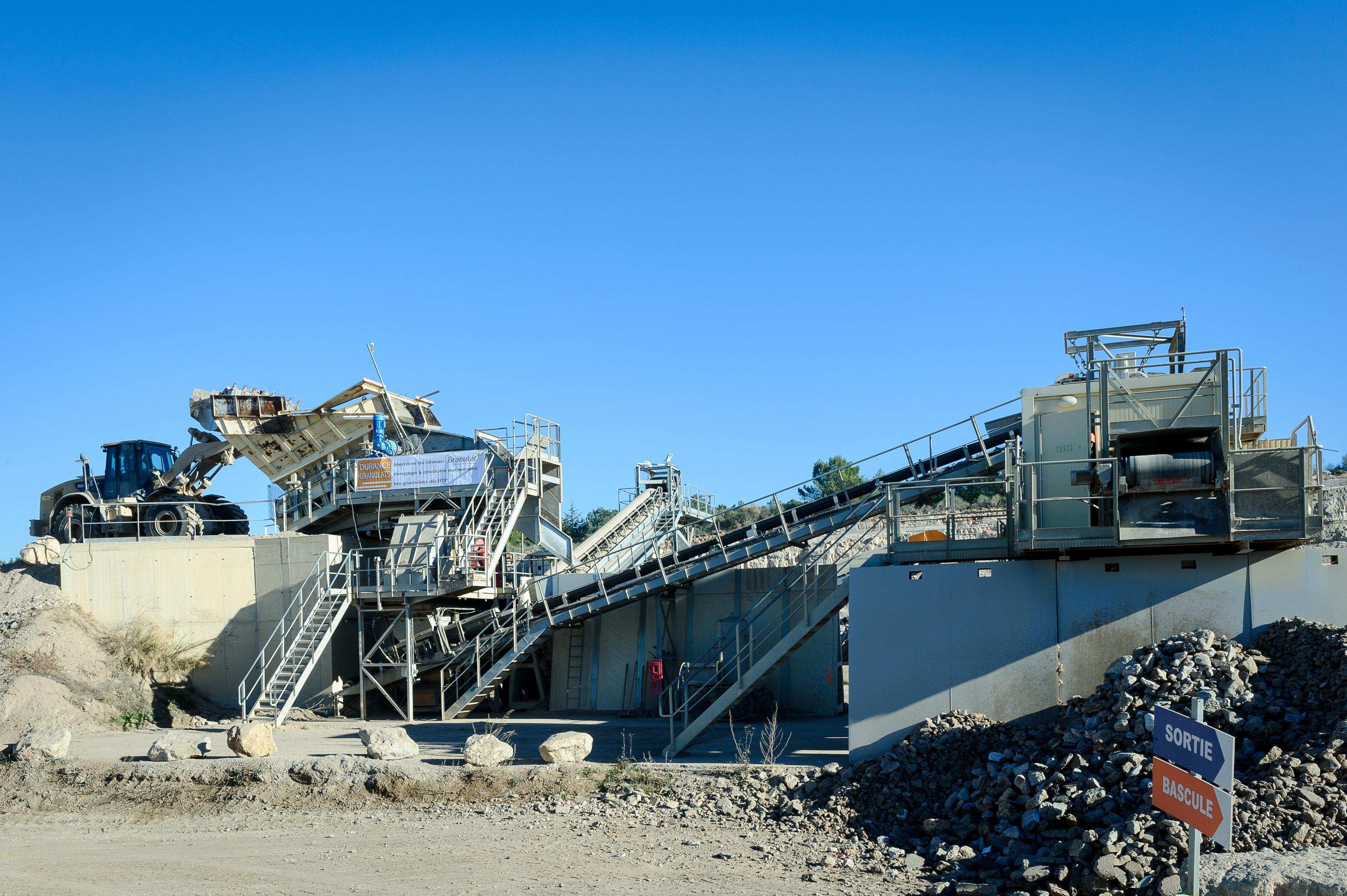 Accidents Associés Au Broyage, Concassage, Criblage… De Pierres, Cailloux, Minerais Et Autres Produits Minéraux Naturels (rubrique 2515)