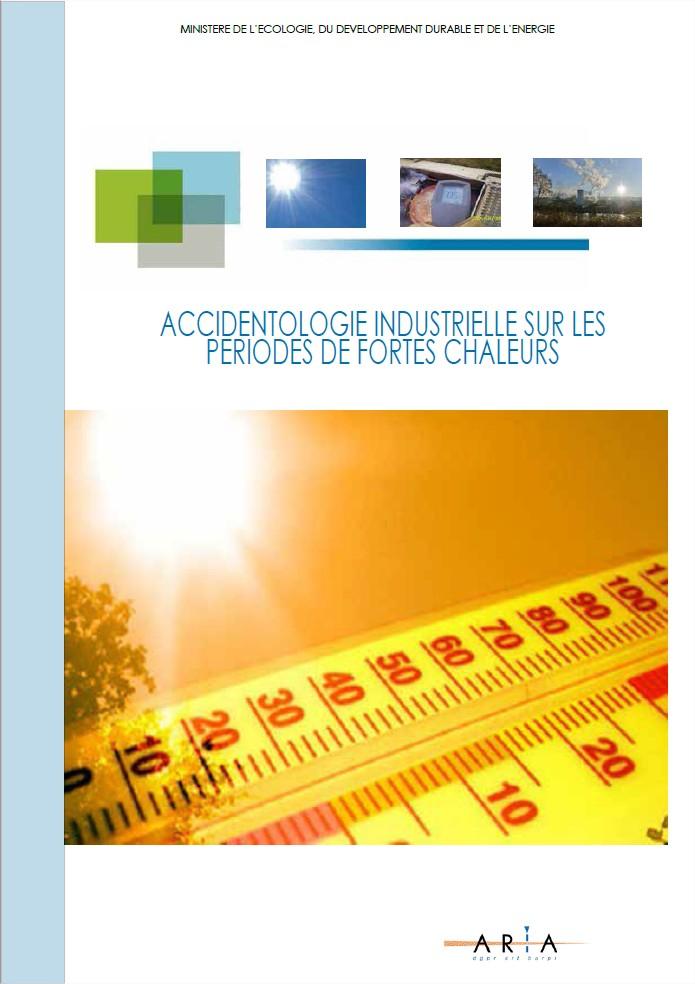Accidentologie Industrielle Sur Les Périodes De Fortes Chaleurs