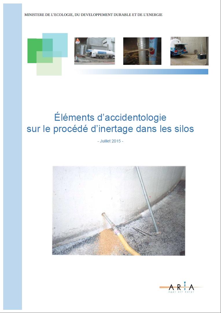 Eléments D'accidentologie Sur Le Procédé D'inertage Dans Les Silos