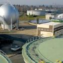 Rejet De Biogaz Dans Une Station D'épuration