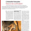 L'industrie Française Face à La Corrosion