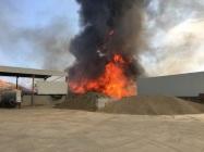 Attention Aux Fumées D'incendie !