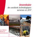 Inventaire Des Accidents Technologiques Survenus En 2017