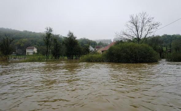 Inondations 2018 : Le Cas De La Région Bourgogne-Franche-Comté