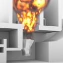 Explosion De Four à Arc Sous Vide