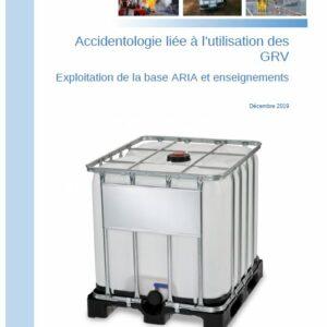 Accidentologie Liée à L'utilisation Des GRV