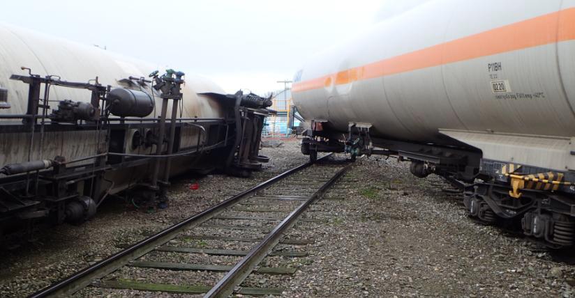 Derailment Of Dangerous Goods Railcars: Vigilance Needed For Couplings!