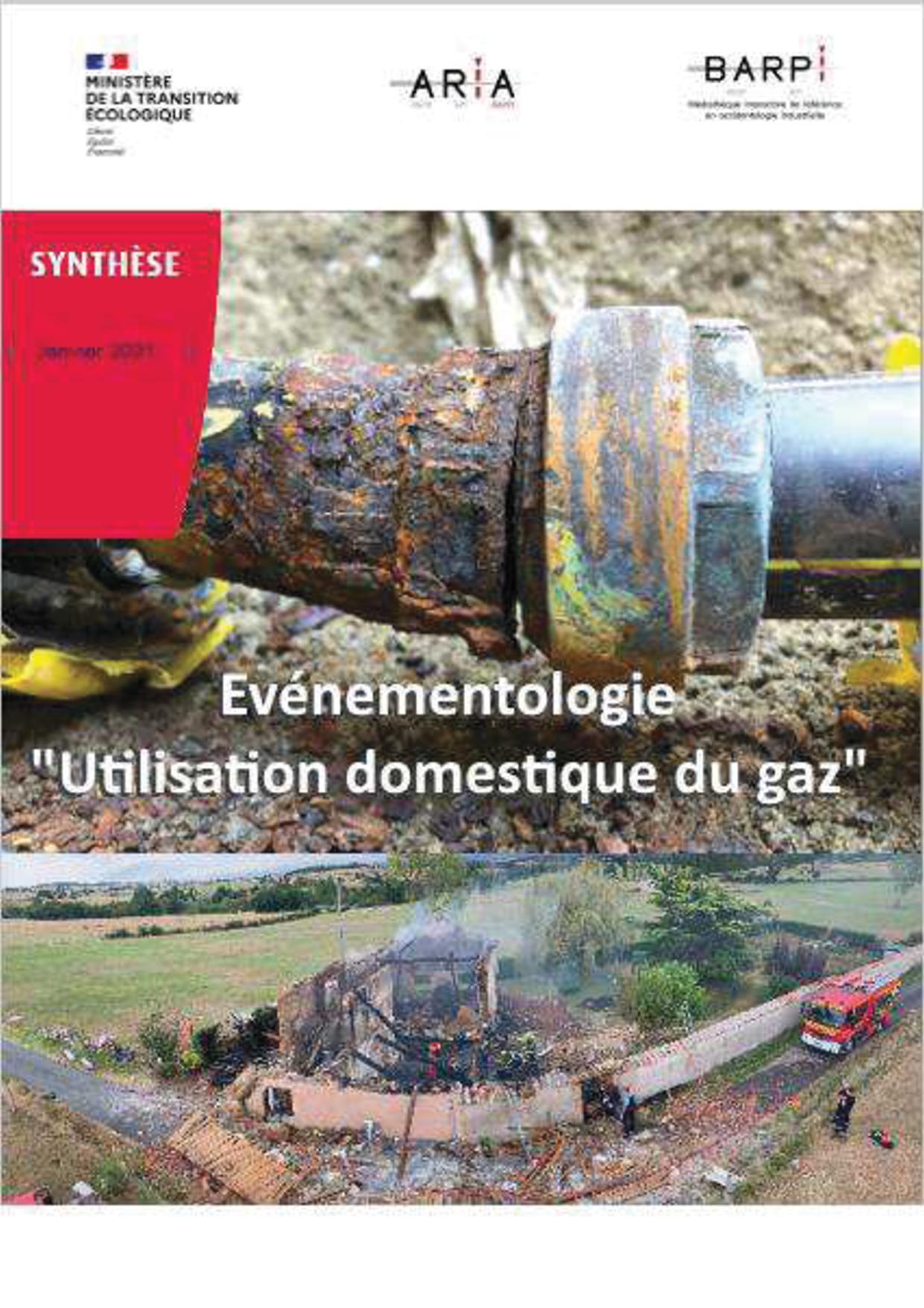 """Evénementologie """"Utilisation Domestique Du Gaz"""""""