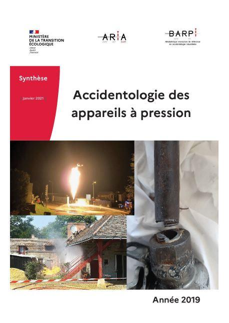 Accidentologie 2019 Des Appareils à Pression