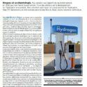 Hydrogène Et Mobilité : Pour Un Développement En Sécurité